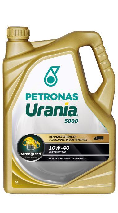 PETRONAS Urania 5000