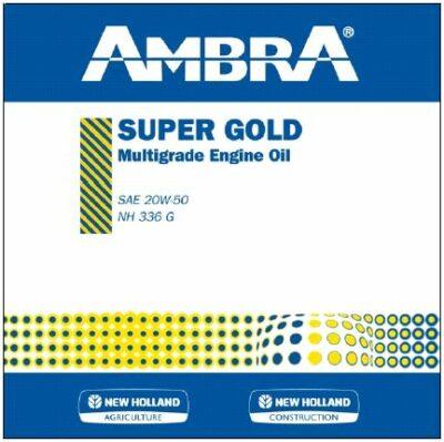 AMBRA SUPER GOLD 20W50